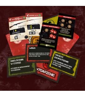 Jagged Alliance: Dodatkowe zaopatrzenie – zestaw 10 kart