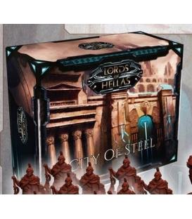 Lords of Hellas - City of Steel (edycja polska)