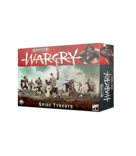 Warcry: Spire Tyrants