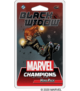 Marvel Champions: Black Widow Hero Pack