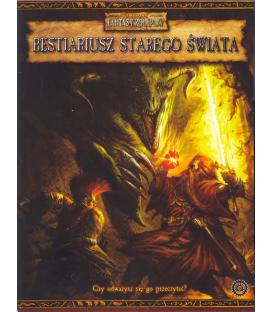 Warhammer FRP - Bestiariusz Starego Świata (twarda oprawa)