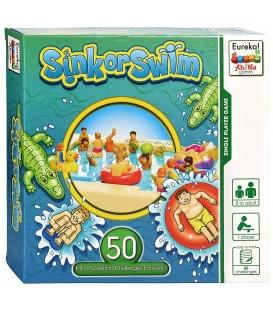 Ah!Ha - Uratuj Stefana / Sink or Swim - gra logiczna