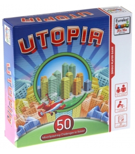 Ah!Ha - Utopia / Utopia - gra logiczna