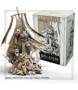 Tainted Grail: The Fall of Avalon King Arthur (Plastic) (edycja polska)