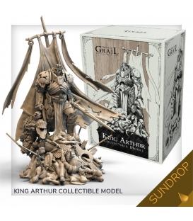 Tainted Grail: The Fall of Avalon King Arthur (Plastic) Sundrop (edycja polska)