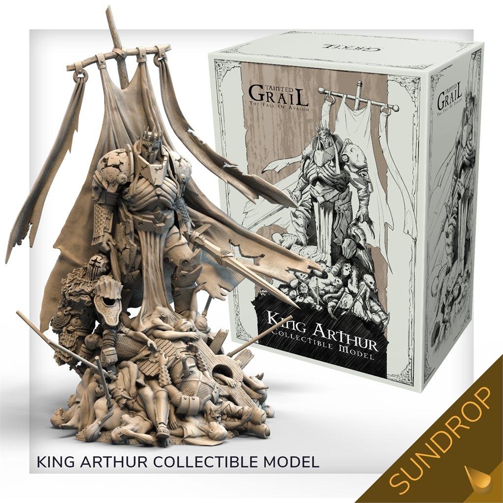 Tainted Grail: The Fall of Avalon King Arthur (Plastic) Sundrop (edycja polska) (przedsprzedaż)