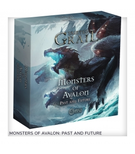 Tainted Grail: The Fall of Avalon - Monsters Of Avalon: Past And The Future (edycja polska)