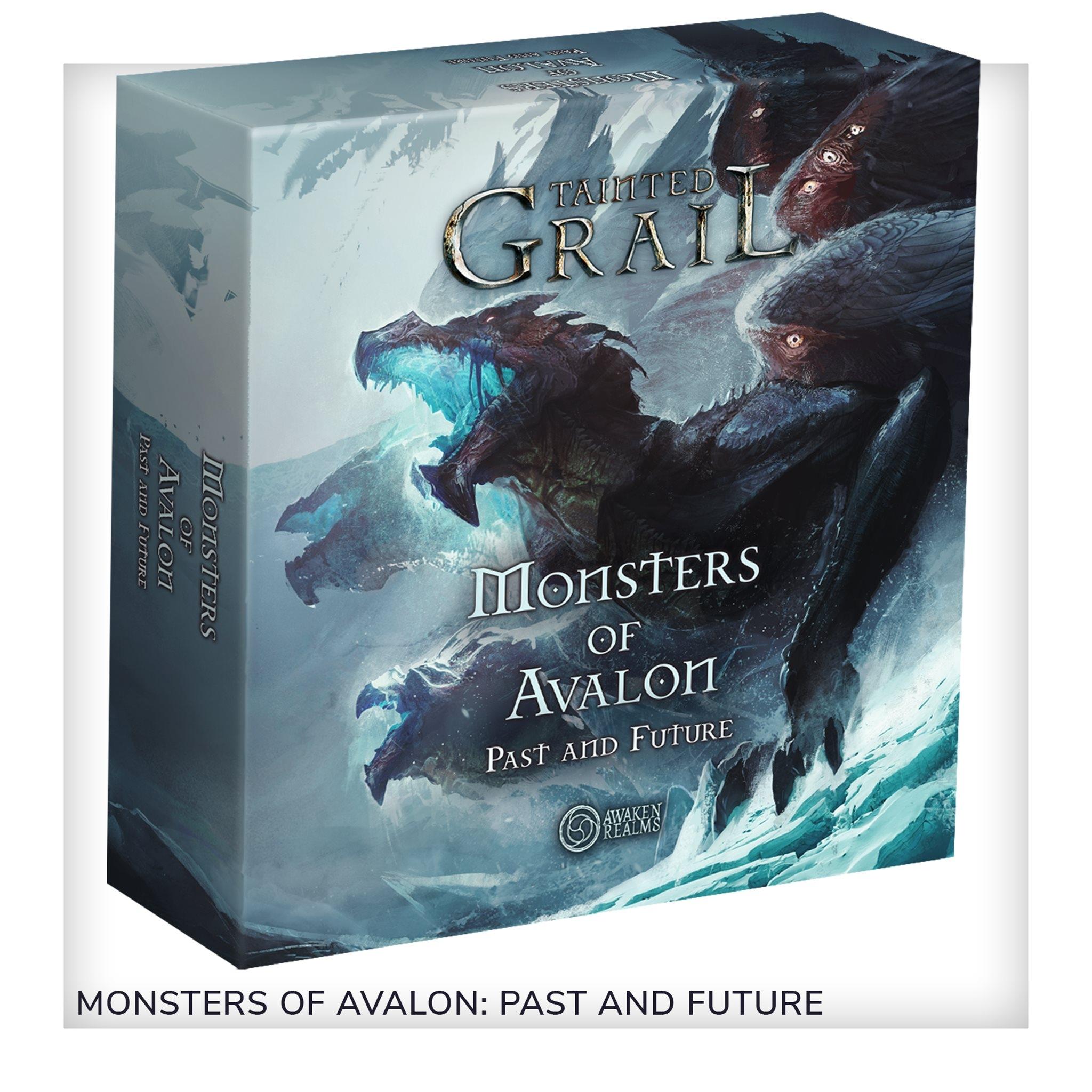 Tainted Grail: The Fall of Avalon - Monsters Of Avalon: Past And The Future (edycja polska) (przedsprzedaż)