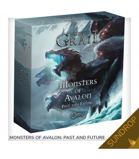 Tainted Grail: The Fall of Avalon - Monsters Of Avalon: Past And The Future (Sundrop) (edycja polska)