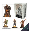 Tainted Grail: The Fall of Avalon Painted King Arthur (plastic)