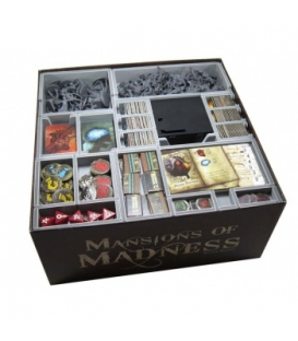 Mansions of Madness 2nd Ed Insert (Folded Space)
