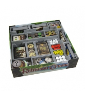 Robinson Crusoe Insert (Folded Space)