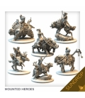 Tainted Grail: The Fall of Avalon Mounted Characters Set (Sundrop)
