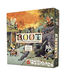 Root (edycja polska) (gra używana)