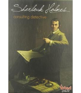 Sherlock Holmes Consulting Detective ( gra używana) (edycja angielska, pierwsza edycja)