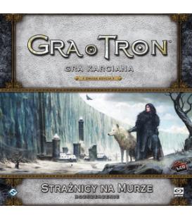 Gra o Tron: Gra karciana (2ed): Strażnicy na Murze (gra używana)