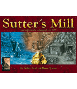 Sutter's Mill (edycja angielska) gra używna)