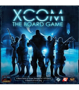 XCOM: The Board Game (gra używana)