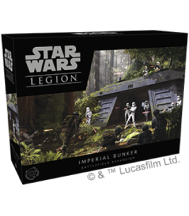Star Wars Legion: Imperial Bunker Battlefield Expansion (gra uszkodzona)