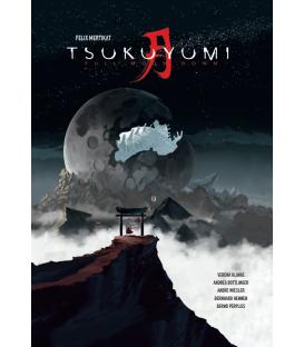 Tsukuyumi – komiks