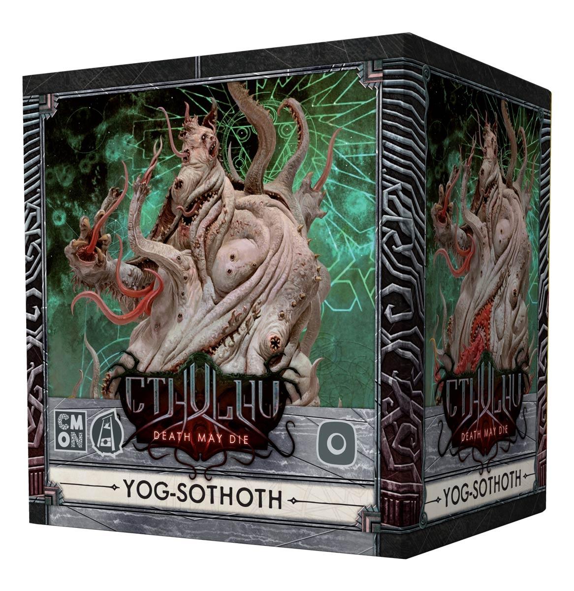 Cthulhu: Death May Die - Yog-Sothoth (dostępna od ręki)