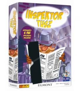 Inspektor Tusz (gra używana)