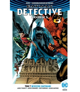 Batman Detective Comics – Wieczni Batmani. Tom 7