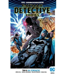 Batman Detective Comics Tom 8 Na zewnątrz