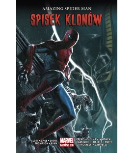 Amazing Spider Man. Spisek klonów. Tom 5