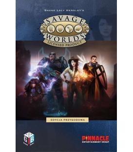 Savage Worlds: Edycja przygodowa