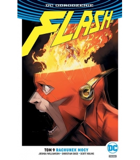 Flash – Rachunek mocy. Tom 9