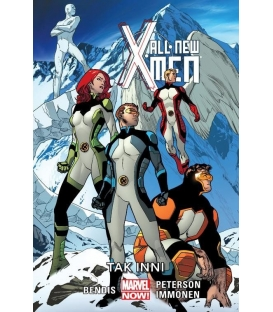 All-New X-Men. Tak inni. Tom 4