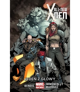 All-New X-Men: Jeden z głowy. Tom 5