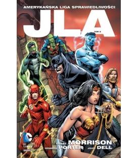 JLA - Amerykańska Liga Sprawiedliwości.Tom 2