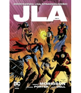 JLA - Amerykańska Liga Sprawiedliwości.Tom 3.