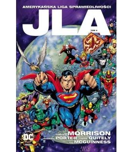 JLA - Amerykańska Liga Sprawiedliwości.Tom 4.