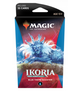 Magic The Gathering: Ikoria - Lair of Behemoths - Blue Theme Booster