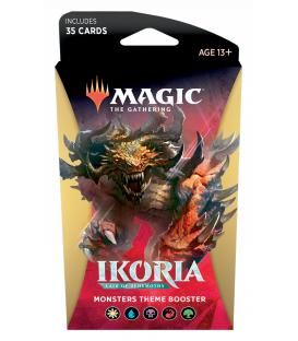 Magic The Gathering: Ikoria - Lair of Behemoths - Monsters Theme Booster