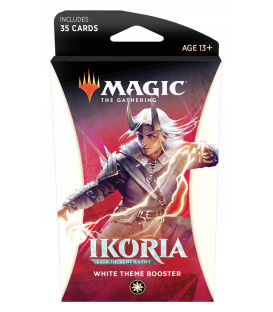 Magic The Gathering: Ikoria - Lair of Behemoths - White Theme Booster