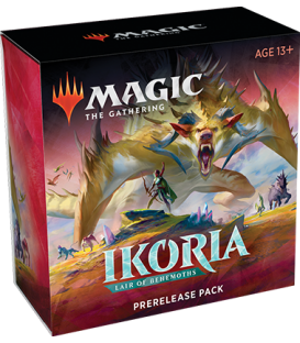 Magic: the Gathering: Ikoria - Lair of Behemoths Prerelease Pack