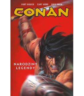 Conan. Narodziny legendy. Tom 1