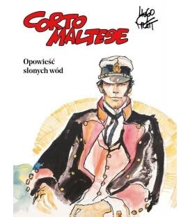 Corto Maltese. Opowieść słonych wód. Tom 1.