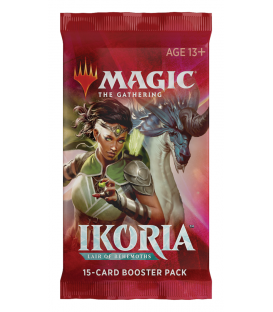 Magic The Gathering: Ikoria - Lair of Behemoths - Booster