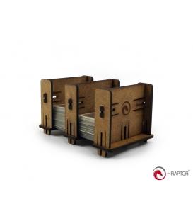 "Podajnik na karty - 2S HDF (Karty ""S"" 41 x 63 mm) (e-Raptor)"