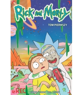 Rick i Morty. Tom 1