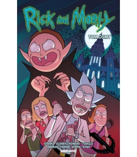 Rick i Morty. Tom 8