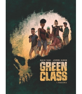 Green Class. Pandemia. Tom 1