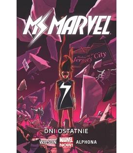 Ms Marvel. Dni ostatnie. Tom 4