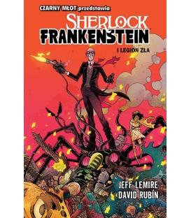 Sherlock Frankenstein i Legion Zła, Tom 1
