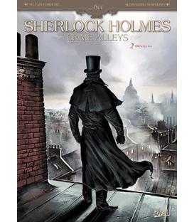 Sherlock Holmes – Crime Alleys. Okrutny los, część 2